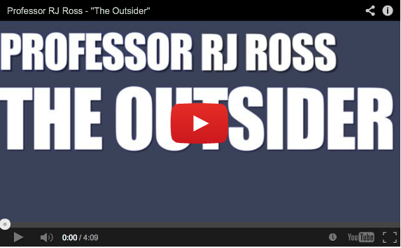 The Outsider - Professor RJ Ross