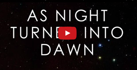 As Night Turned Into Dawn (2014 version) -- new video