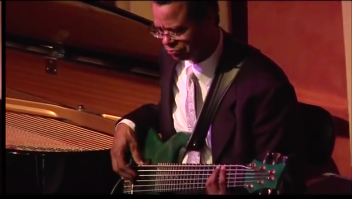 University of Soul bassist, Gary Brown